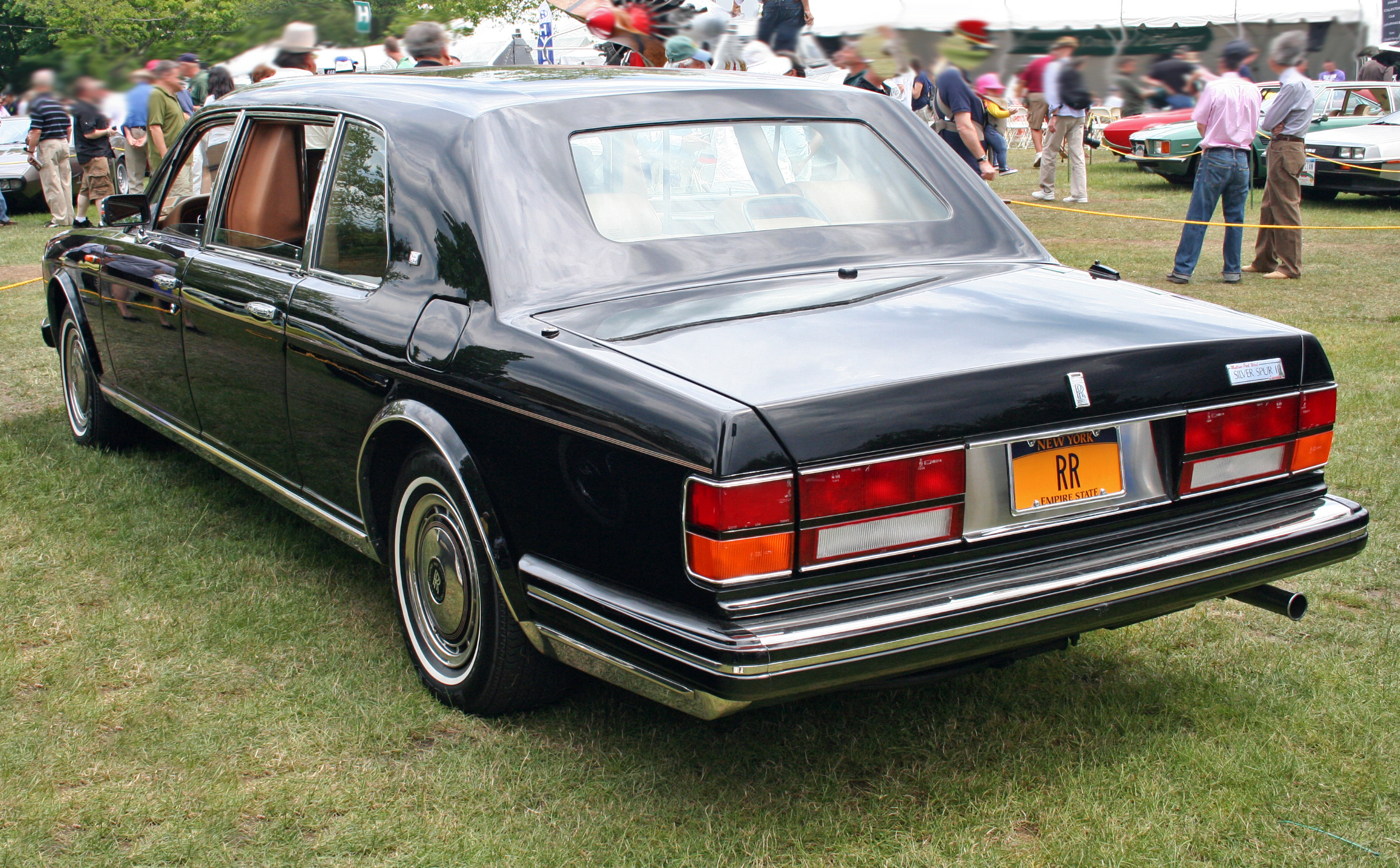 File 1993 rr silver spur ii mpw touring limousine jpg