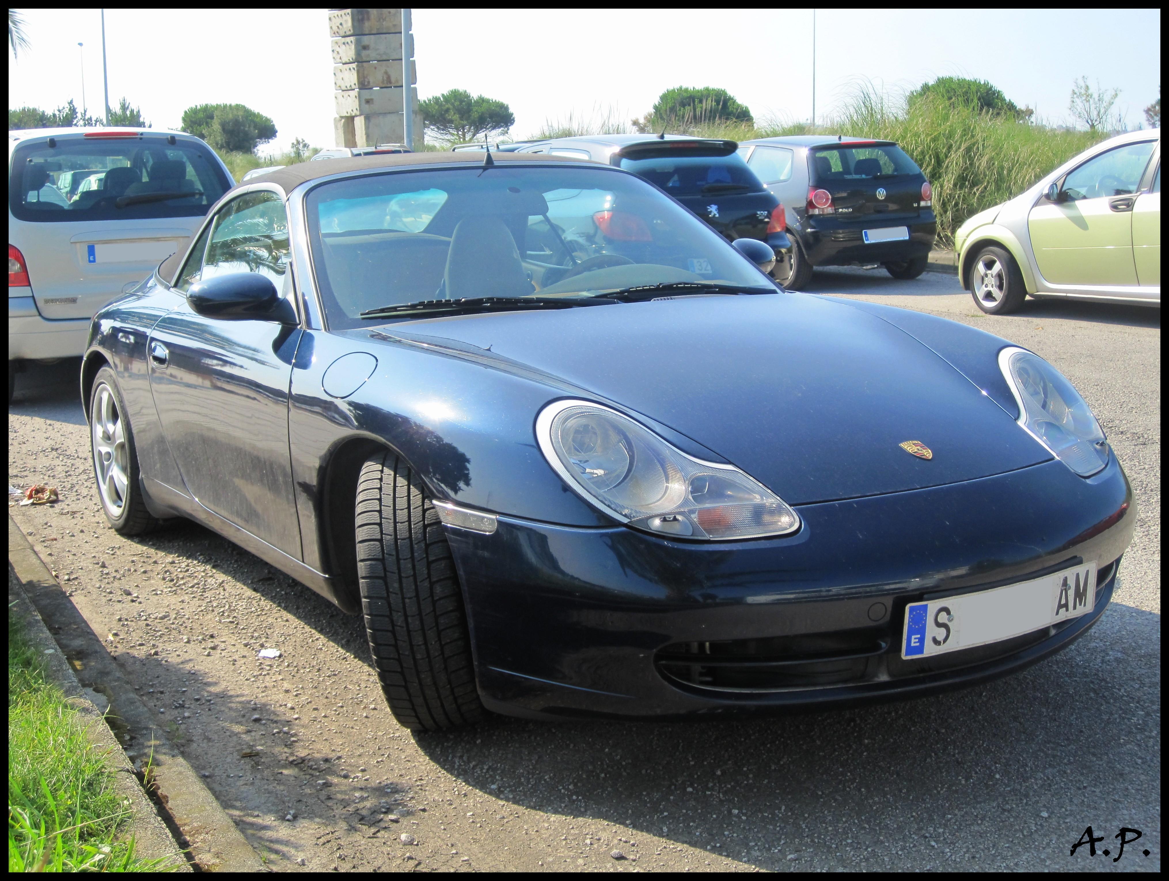 File 1999 Porsche 911 Carrera 4 Cabrio 996 4805827876 Jpg Wikimedia Commons