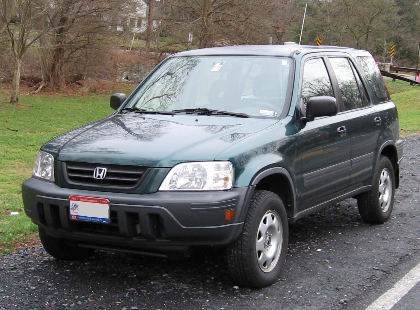 File:1st Honda CR-V.jpg - Wikimedia Commons