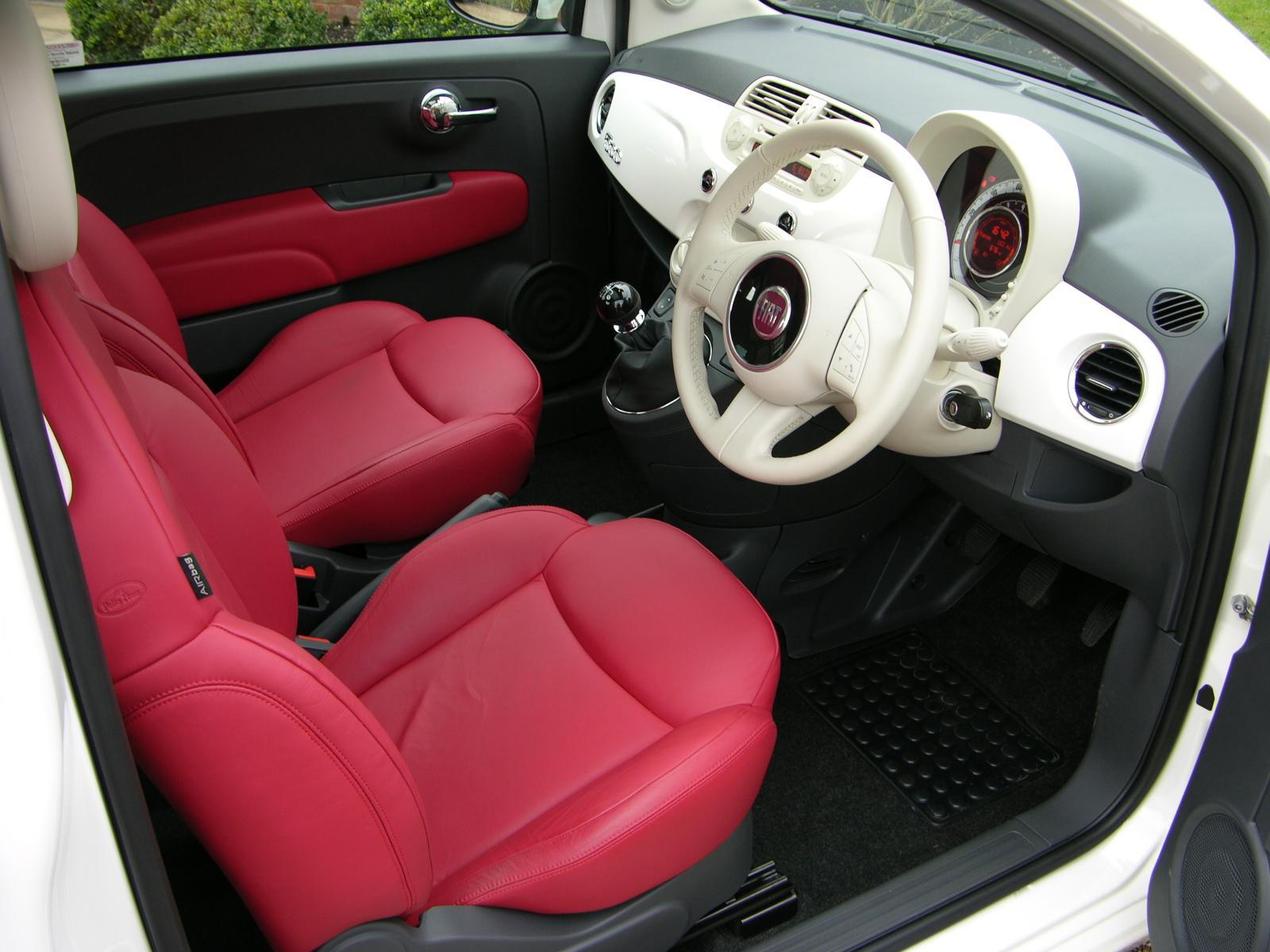 File 2008 Fiat 500 1 4 Lounge Flickr The Car Spy 10