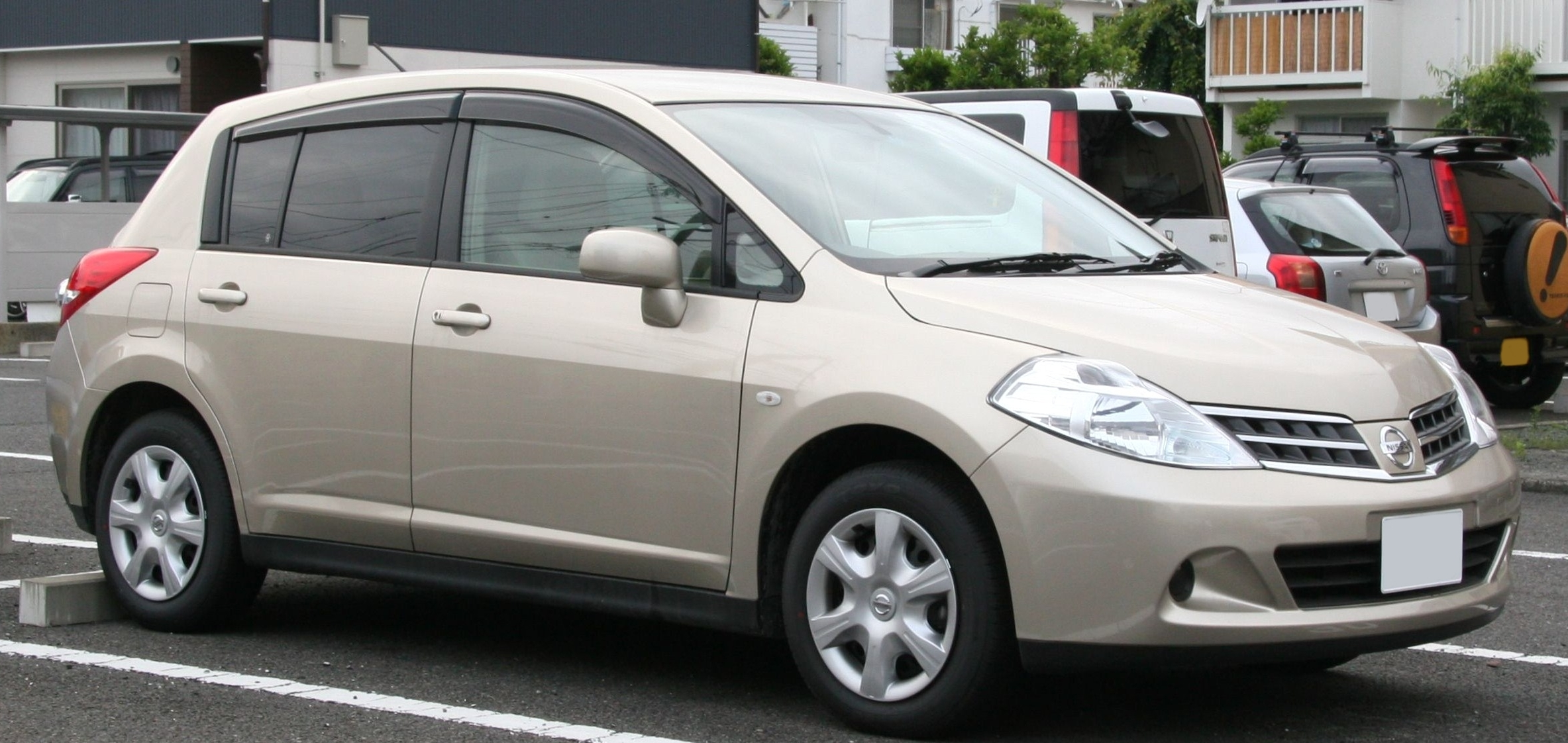 Nissan Tiida  Car For Sale