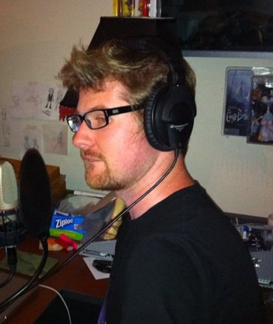 Picture of an author: Justin Roiland