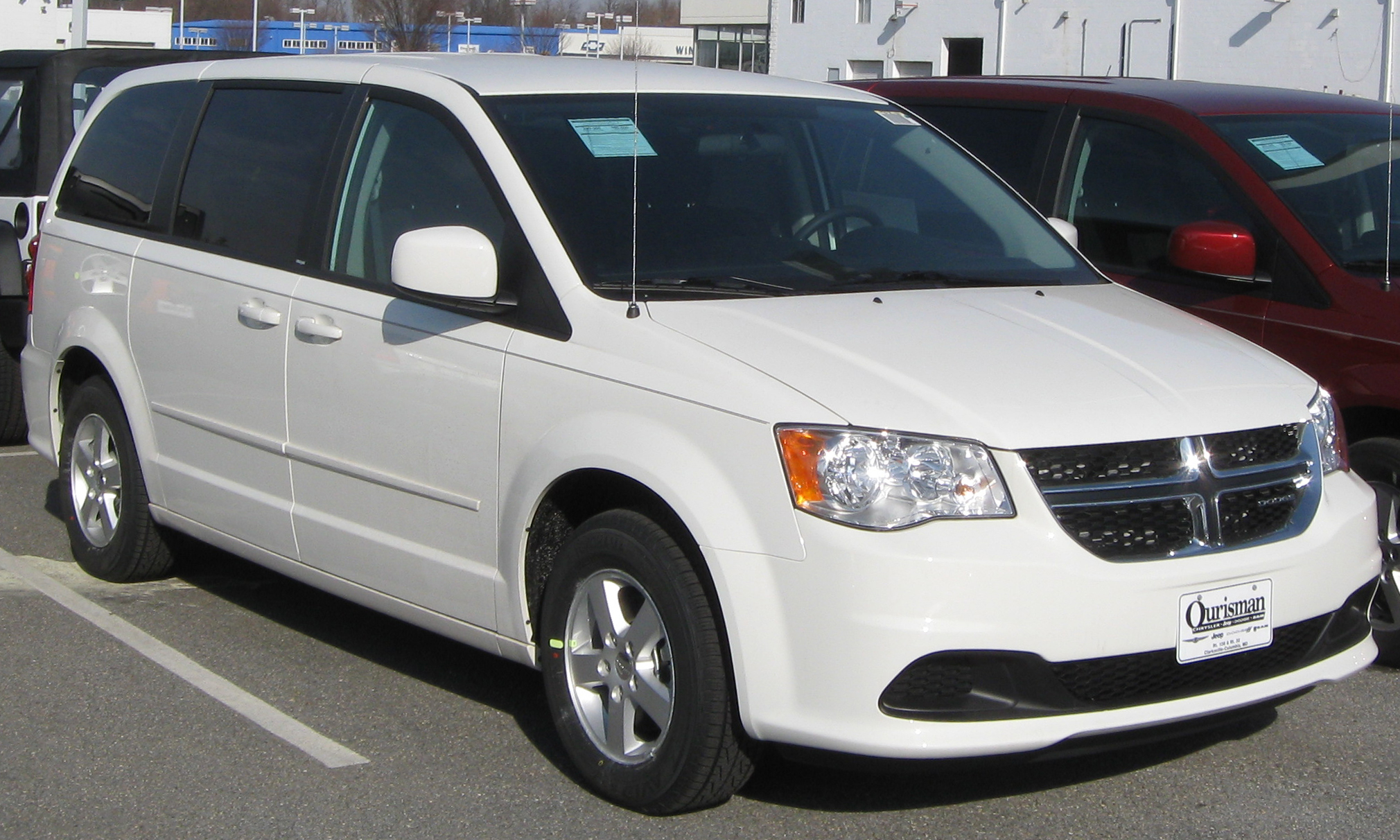 file 2011 dodge grand caravan mainstreet 02 17 wikipedia. Cars Review. Best American Auto & Cars Review