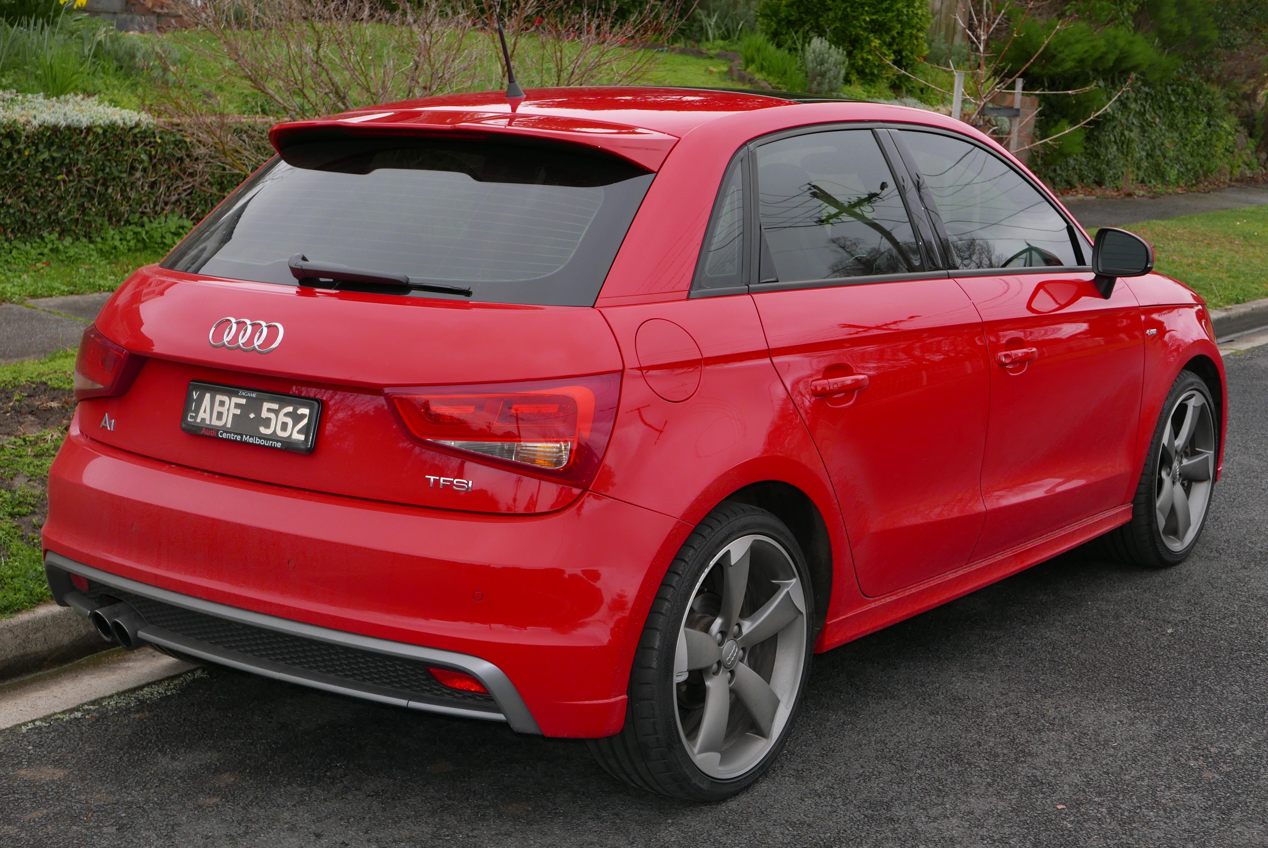 File2013 Audi A1 (8X MY14) 1.4 TFSI Sport S line Sportback 5 & File:2013 Audi A1 (8X MY14) 1.4 TFSI Sport S line Sportback 5-door ...
