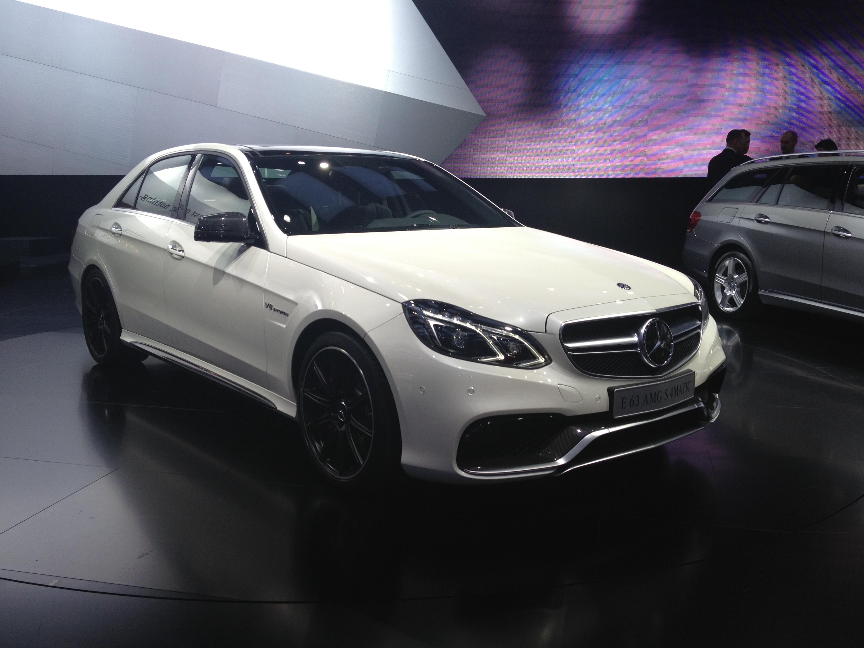 File:2014 Mercedes-Benz E63 AMG S 4MATIC (8404447380).jpg