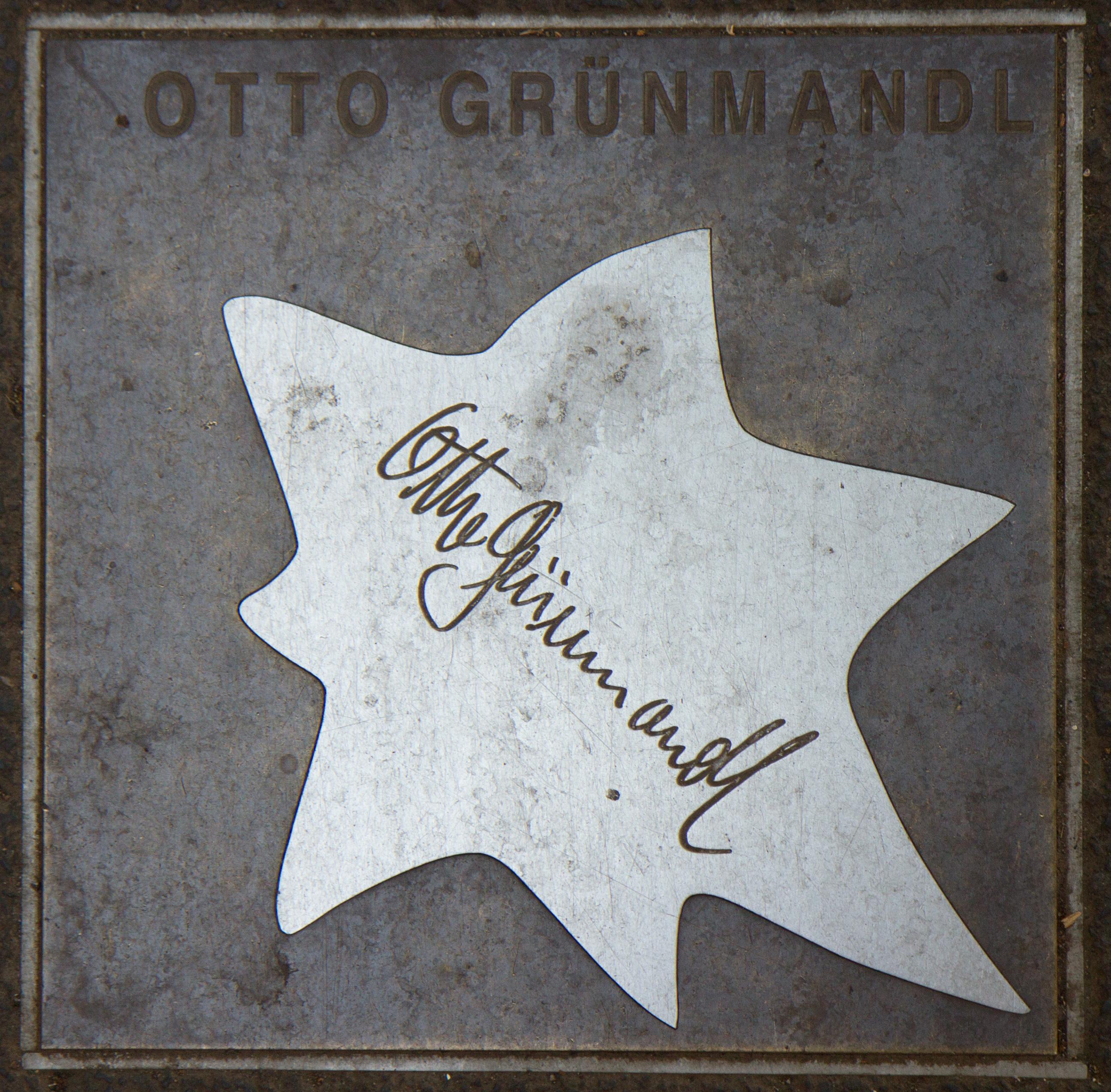Otto Grunmandl Vikipedio