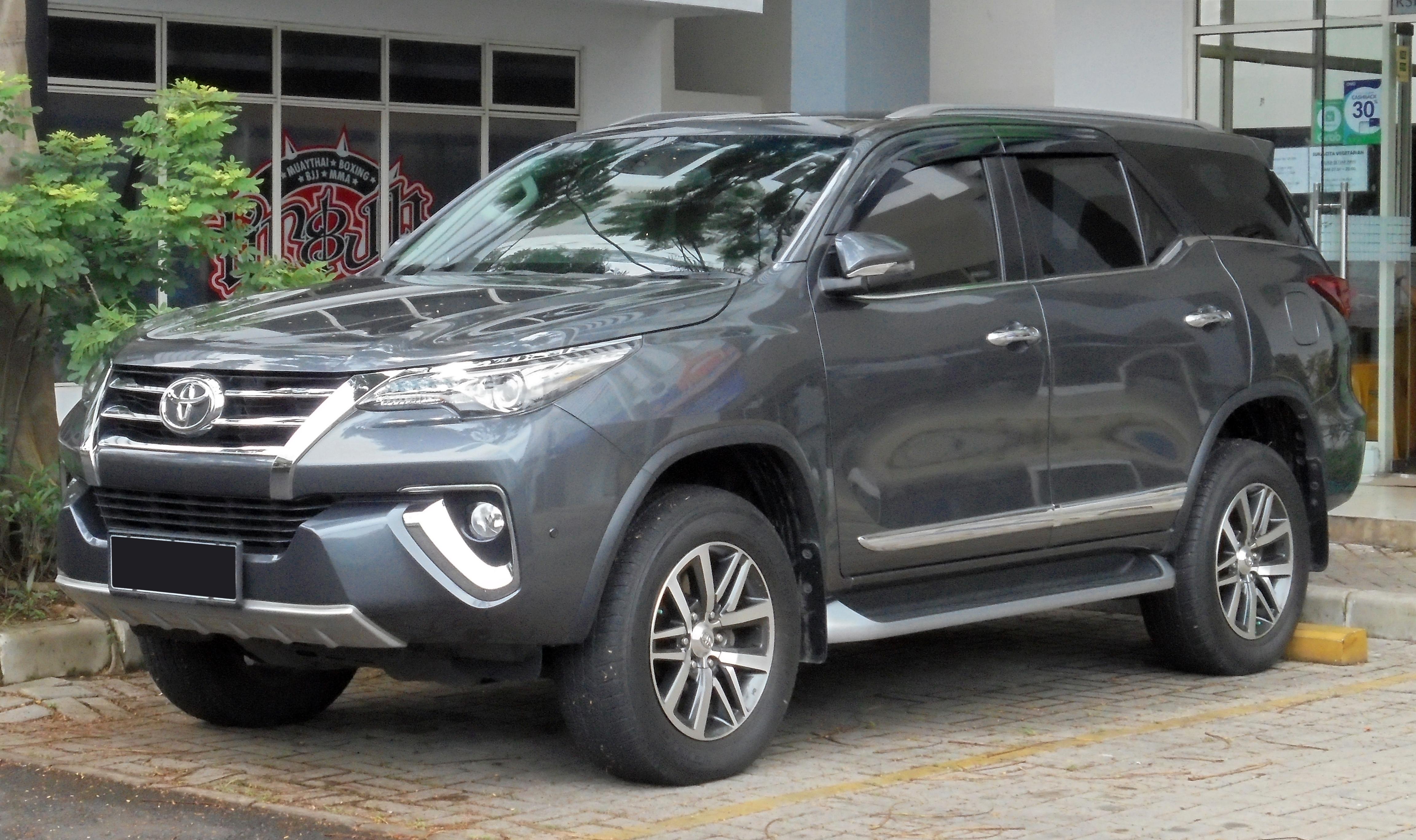 Kelebihan Kekurangan Toyota Fortuner Vrz Murah Berkualitas
