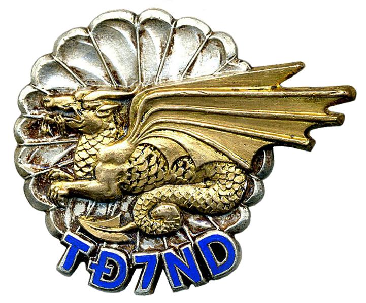 Bataillon de parachutistes Indochinois 7%C2%B0_BPVN