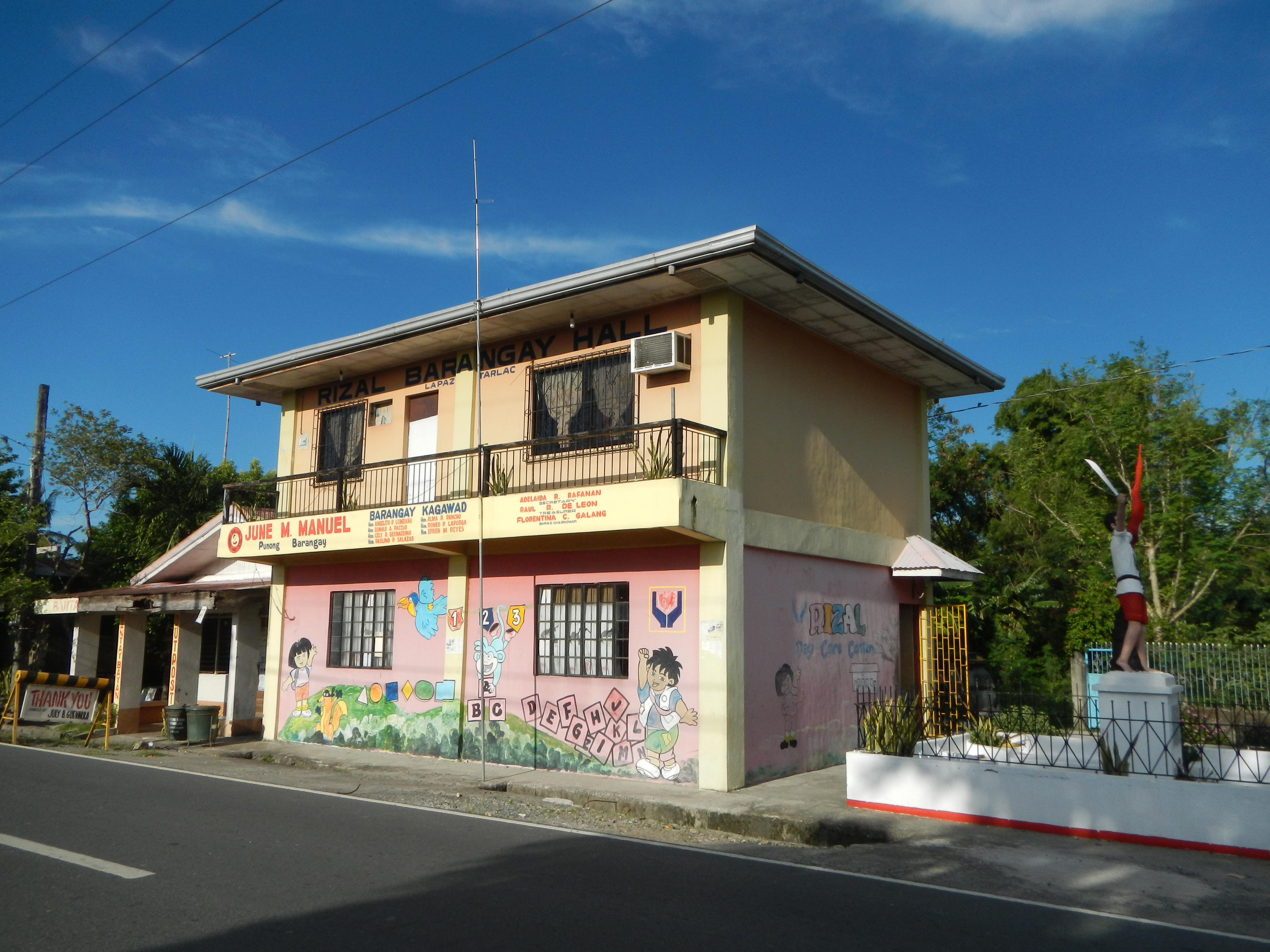 File:7605jfRizal Balanoy La Paz Hall Roads Tarlacfvf 17 ...
