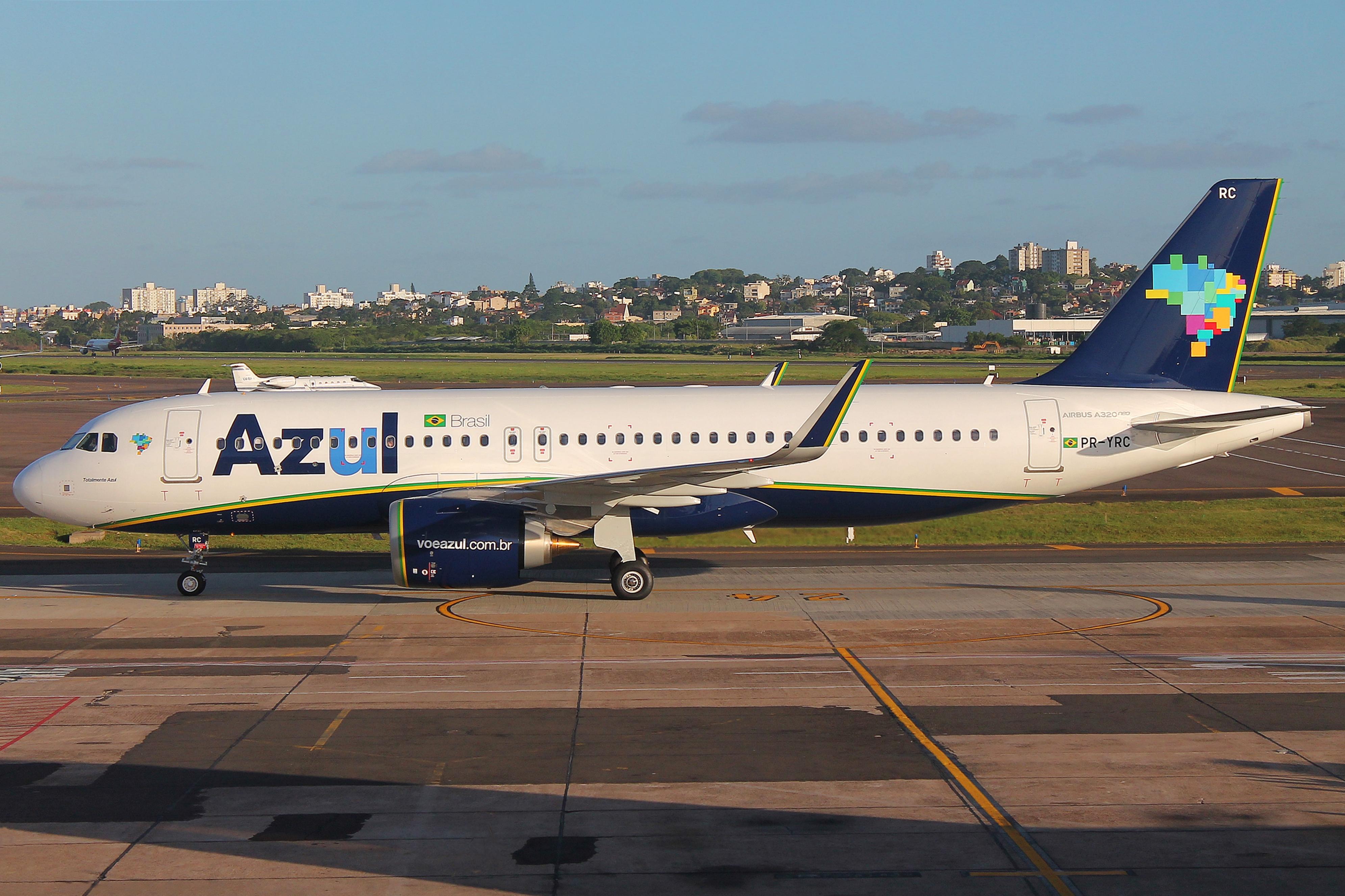d096cdd24d Azul Linhas Aéreas Brasileiras – Wikipédia