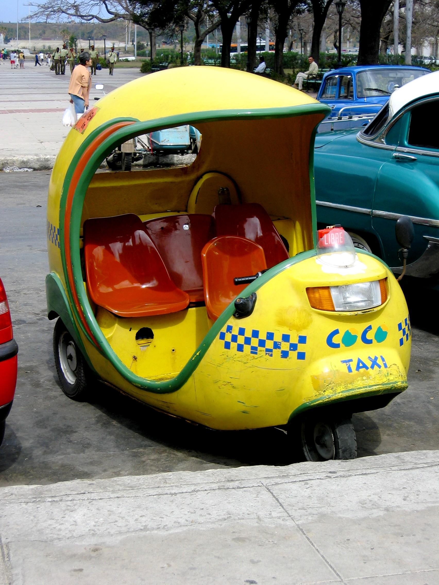 I Parked At Via Kitchener