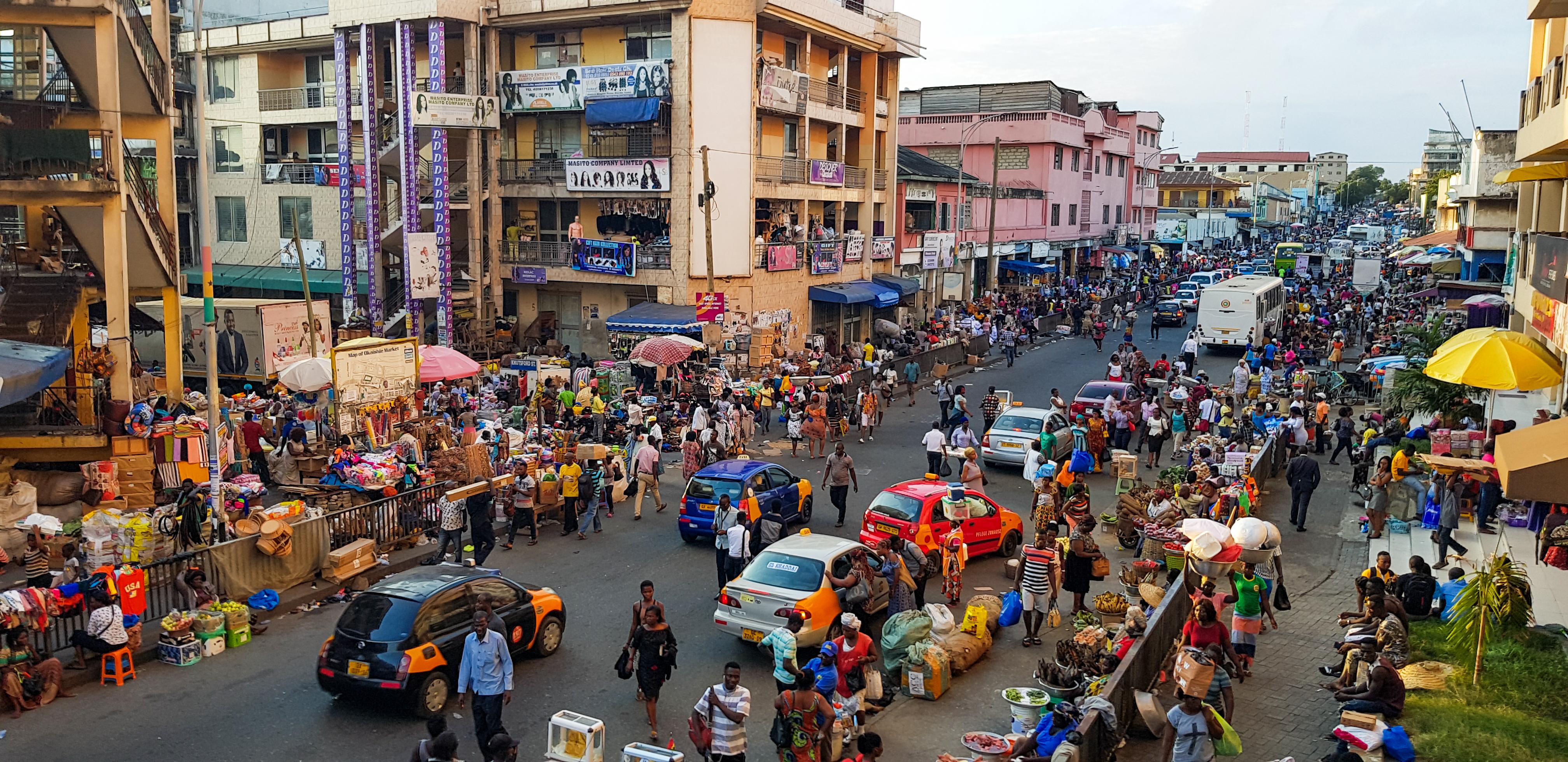 Ghana Ghana to
