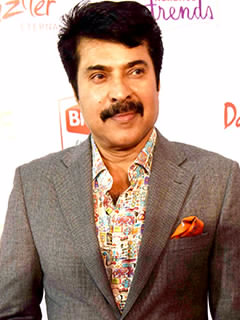 Mammootty Indian actor and film producer