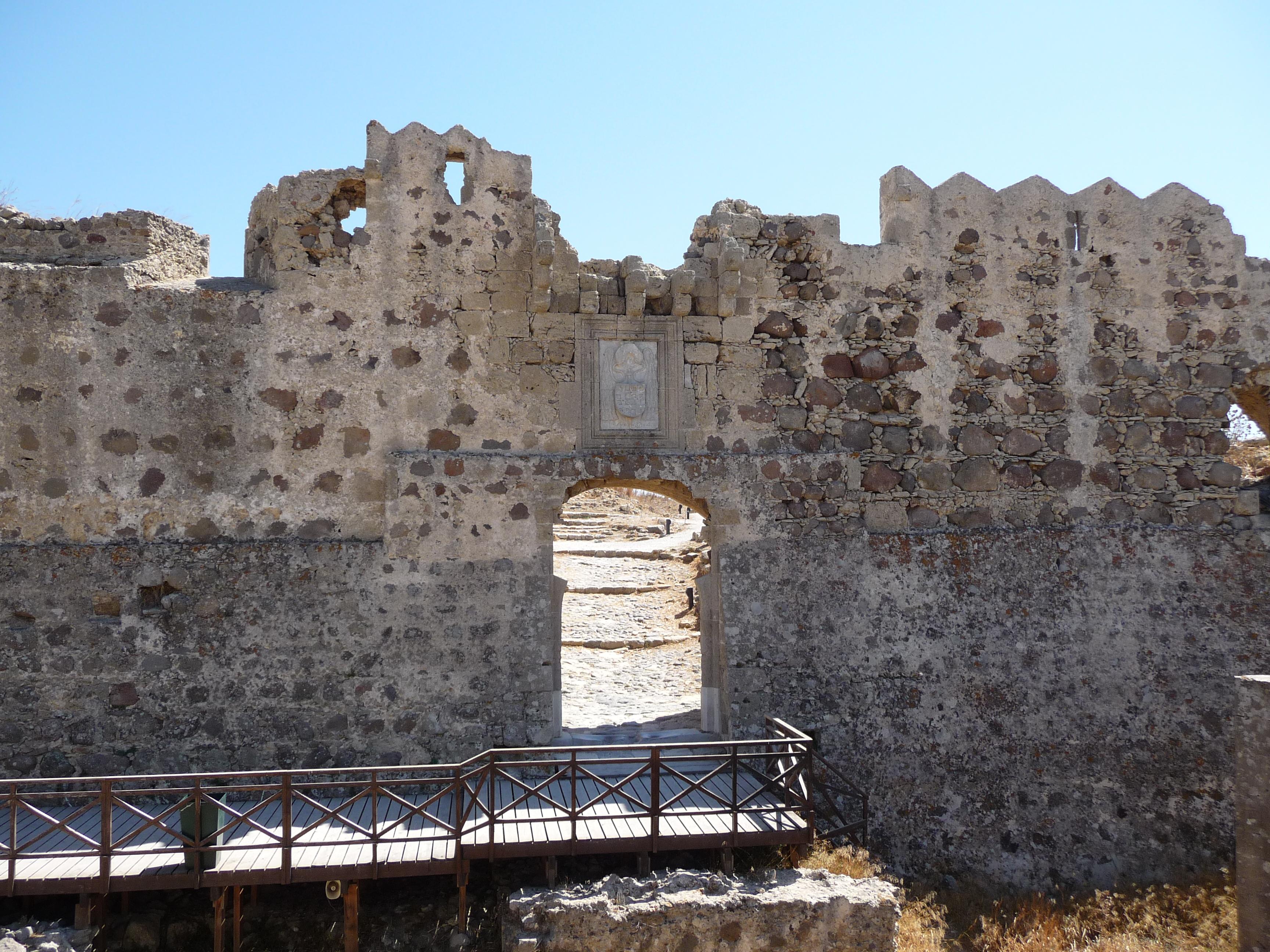 Antimachia Castle - kos