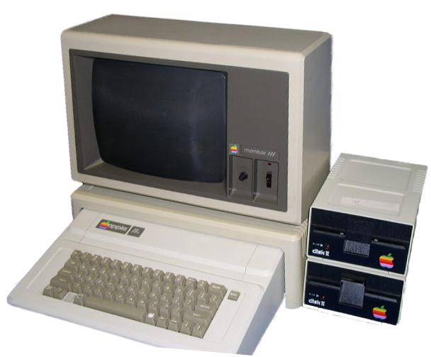 evolucion de la computadora