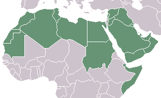 Arab World Green