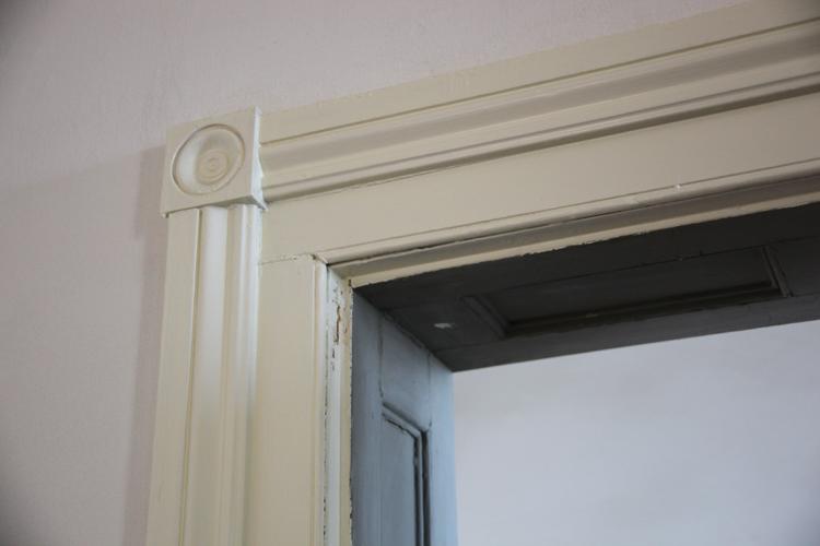 File:Arlington House - State Dining Room - Office doorway ...