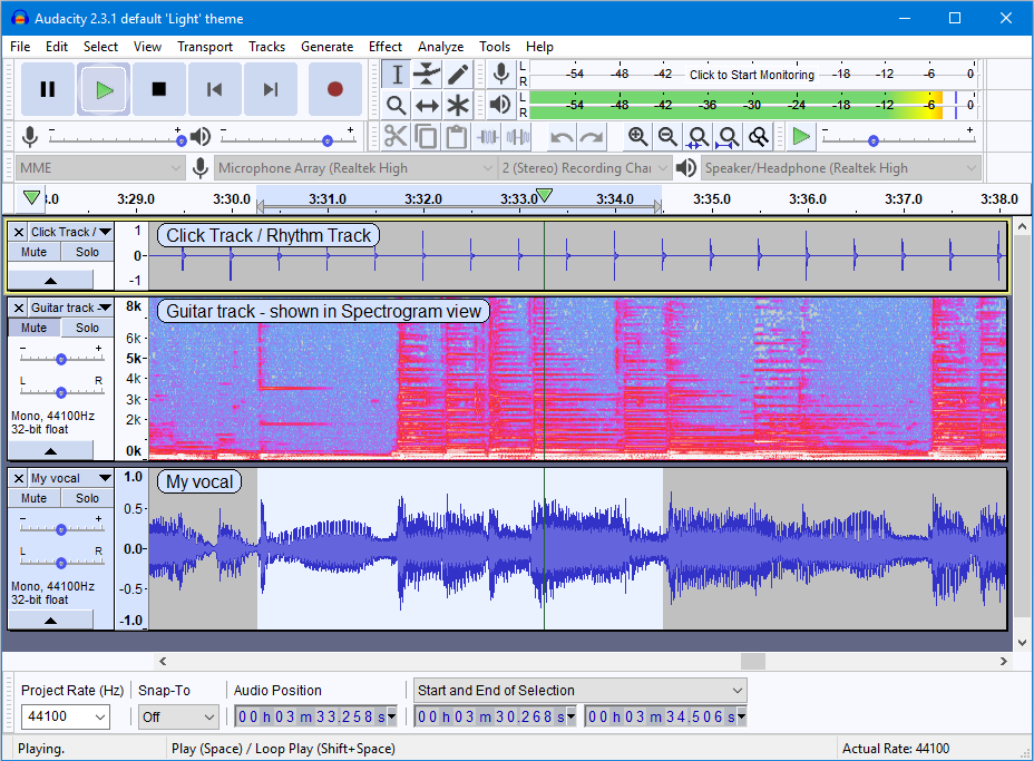 picture regarding Printable Router Bit Profile Chart named Audacity (music editor) - Wikipedia