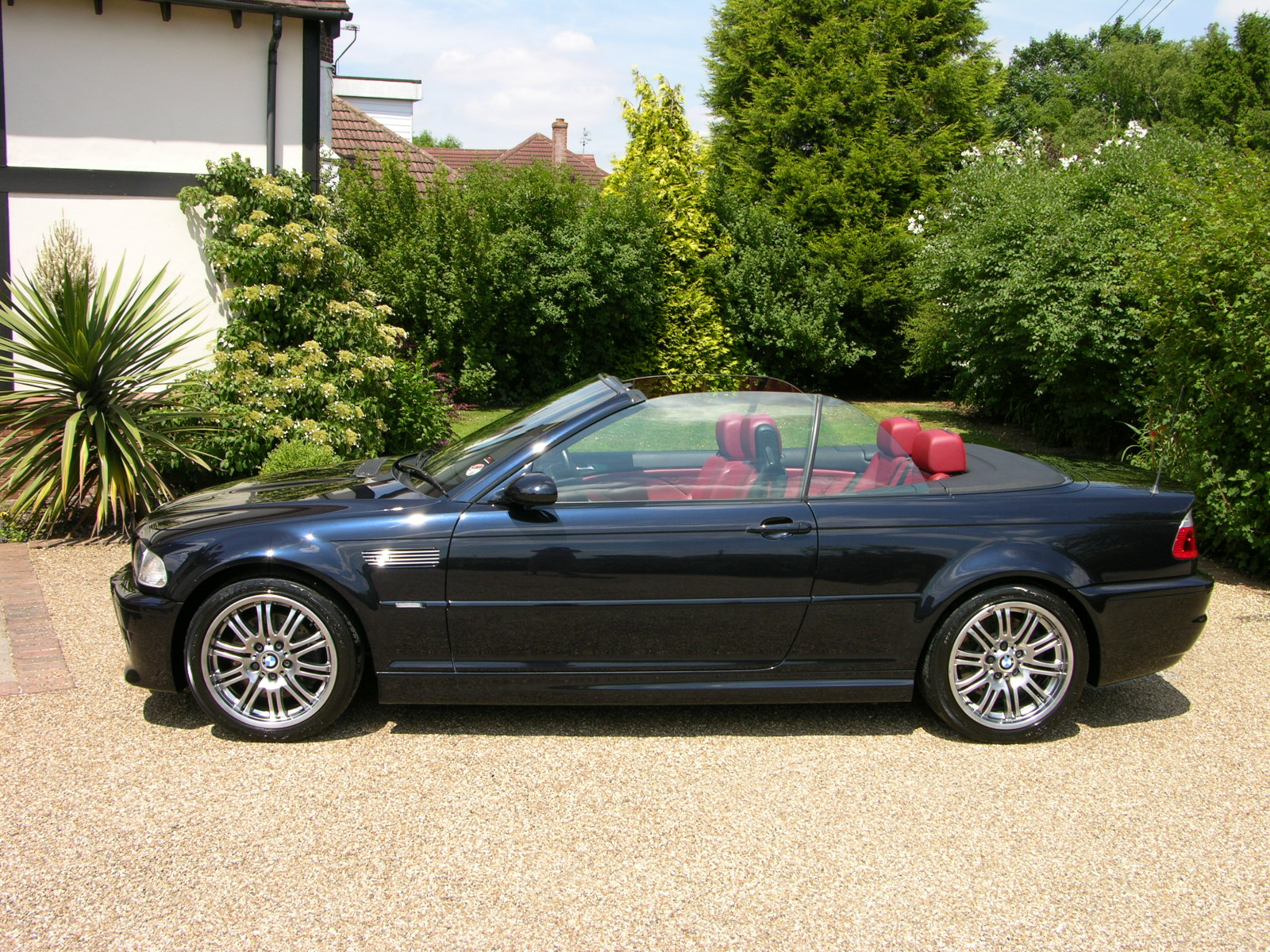 File Bmw M3 E46 Convertible Flickr The Car Spy 16