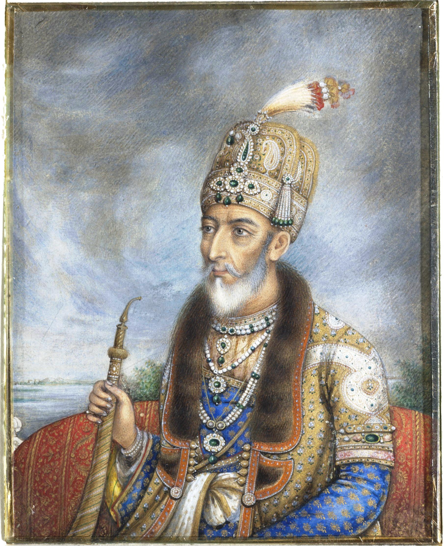 Bahadur Shah II | Bahadur Shah Zafar | Pinterest