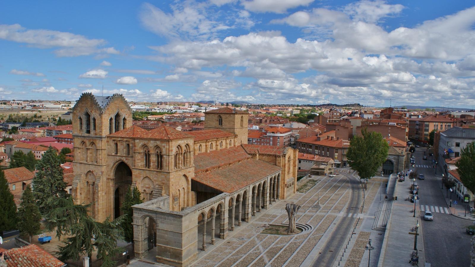 File:Basílica de San Vicente, Ávila 02.JPG - Wikimedia Commons