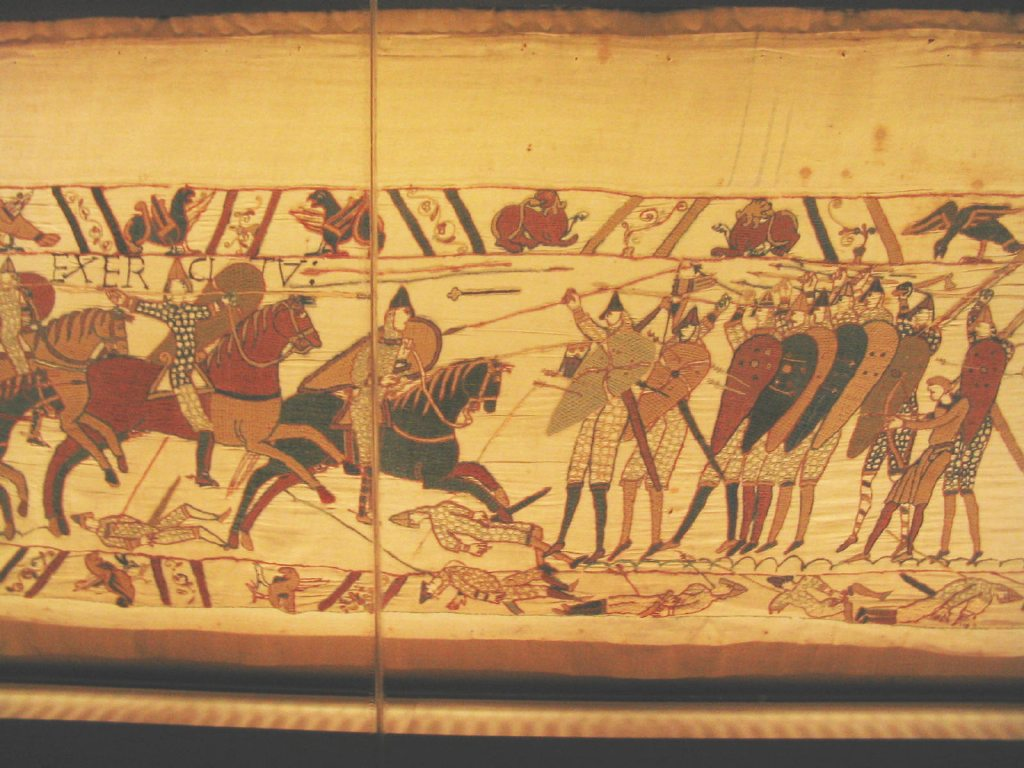 of the Bayeux Tapestry