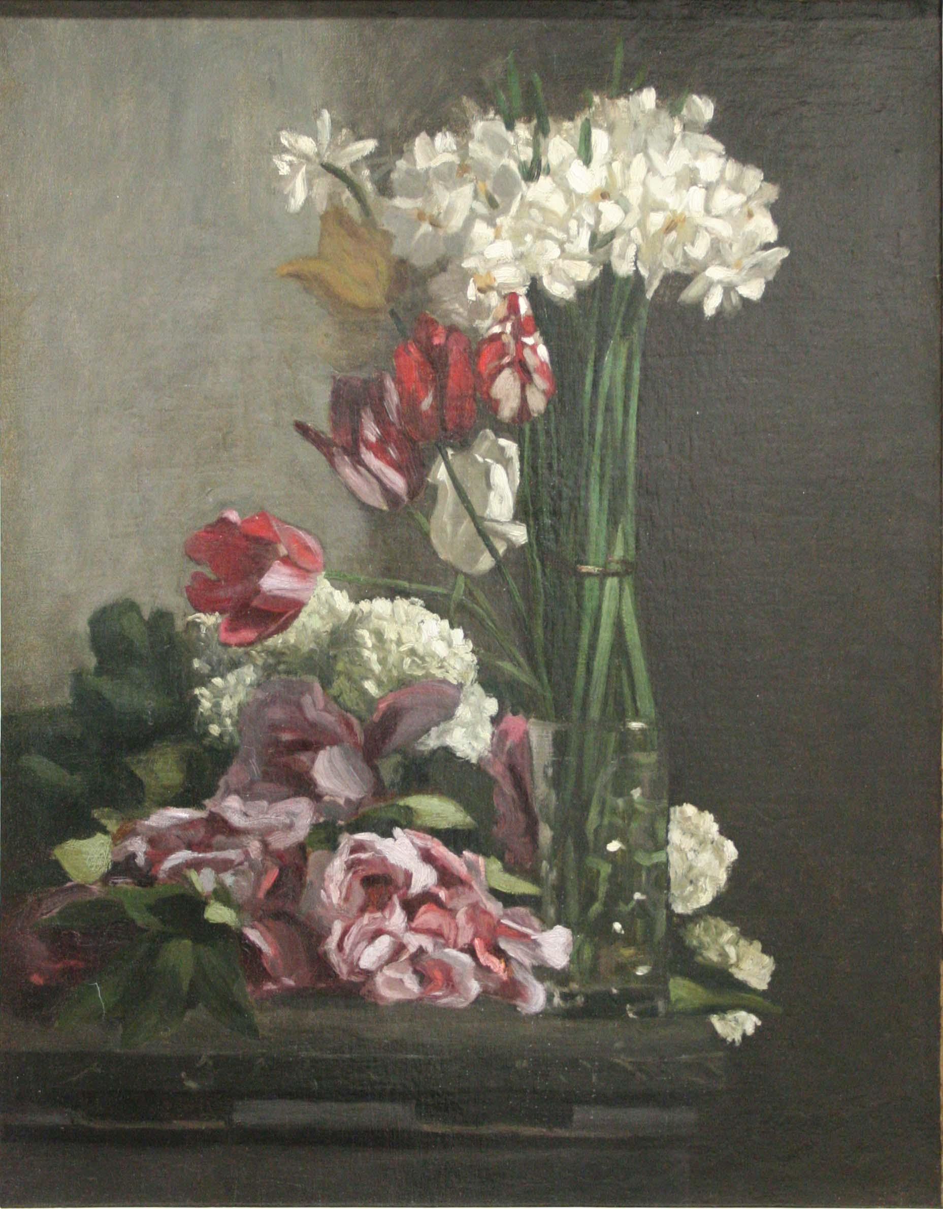 File bazille fleurs jpg wikimedia commons for Bouquet de fleurs wiki