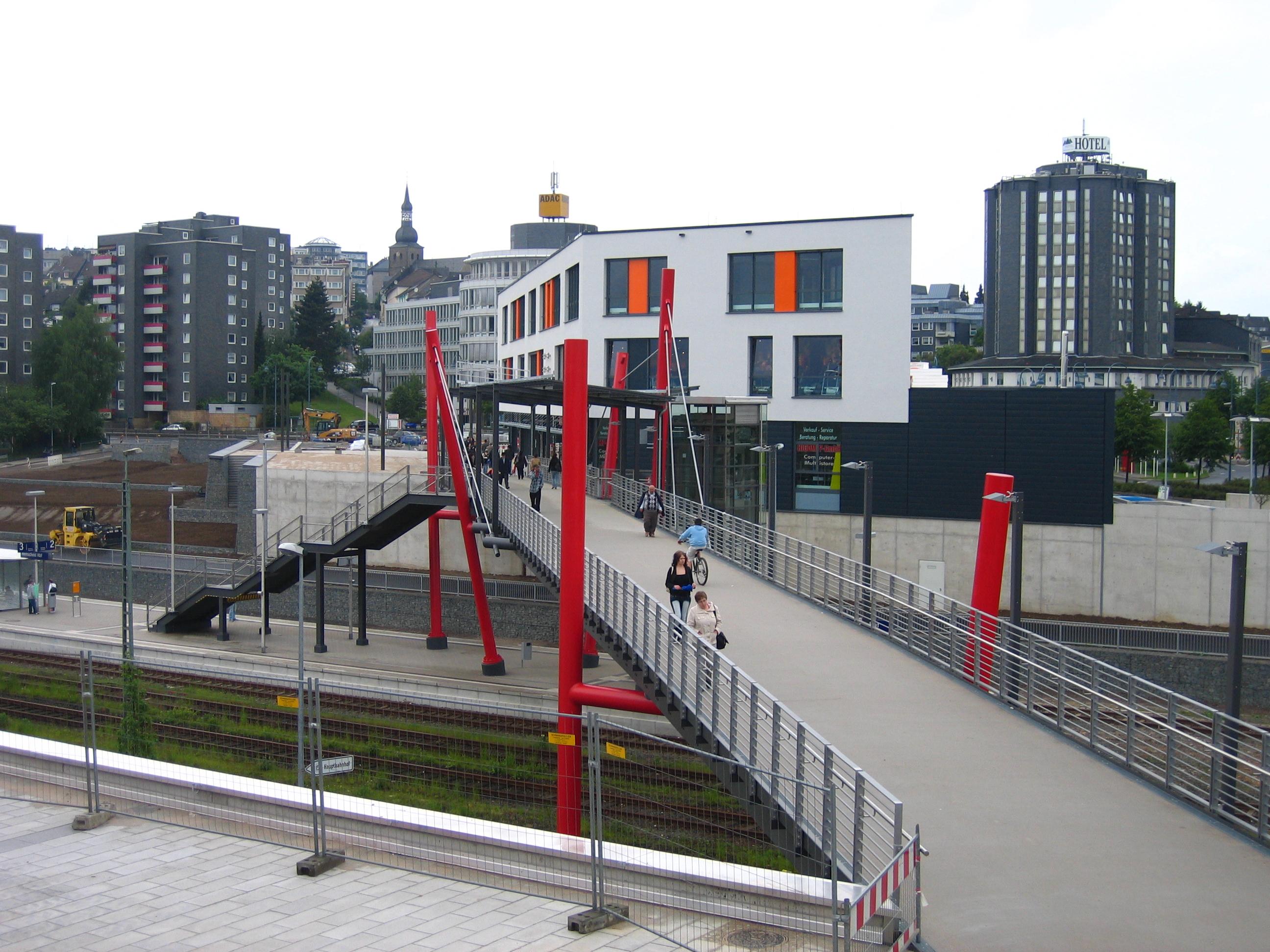 Remscheid Hauptbahnhof Wikipedia