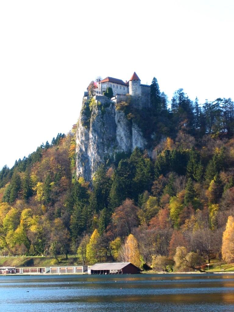 Castillo de Bled - Wikipedia, la enciclopedia libre
