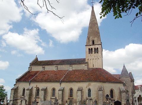 Bligny-sur-Ouche dans Ma Bourgogne En détails