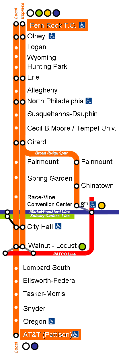 File:Broad Street Line map.png - Wikimedia Commons on oregon map, philadelphia map, norristown high speed line map, 110 freeway map, washington metro map, red line map, canal street line map, dc metro line map, mrt line map, delaware river map, barcelona metro map, bart line map, atlantic coast line map, pennsylvania railroad map, san francisco muni map, la metro line map, new orleans streetcar map, london heathrow airport map,