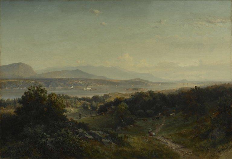 File:Brooklyn Museum - Landscape, Hyde Park, New York - Johann Hermann Carmiencke - overall.jpg