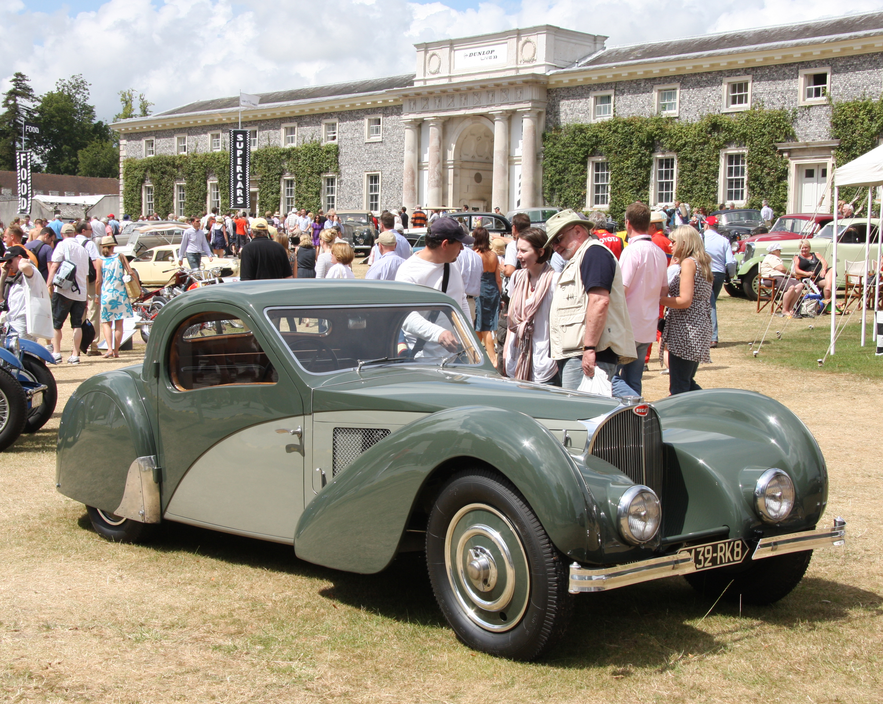 Bugatti type 57 sc atalante