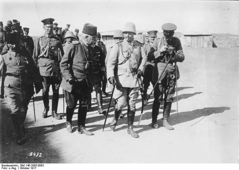 Kaiser Wilhelm II with