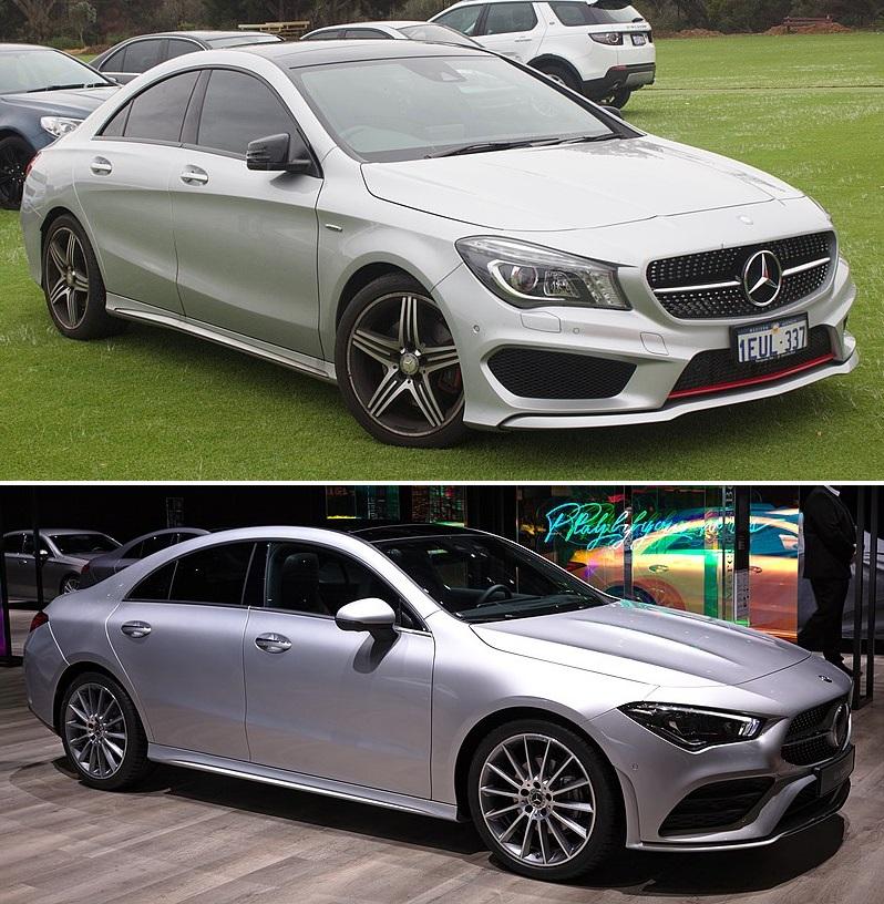 Mercedes Benz Cla: Mercedes-Benz Classe CLA