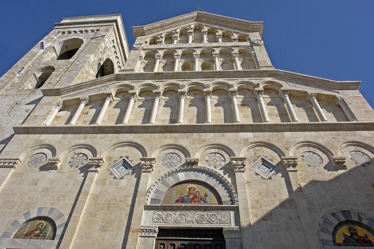 Catedral de Santa María de Cagliari - Wikipedia, la enciclopedia libre