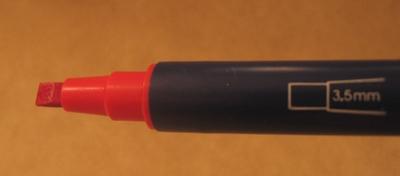 Calligraphy Felt Pen