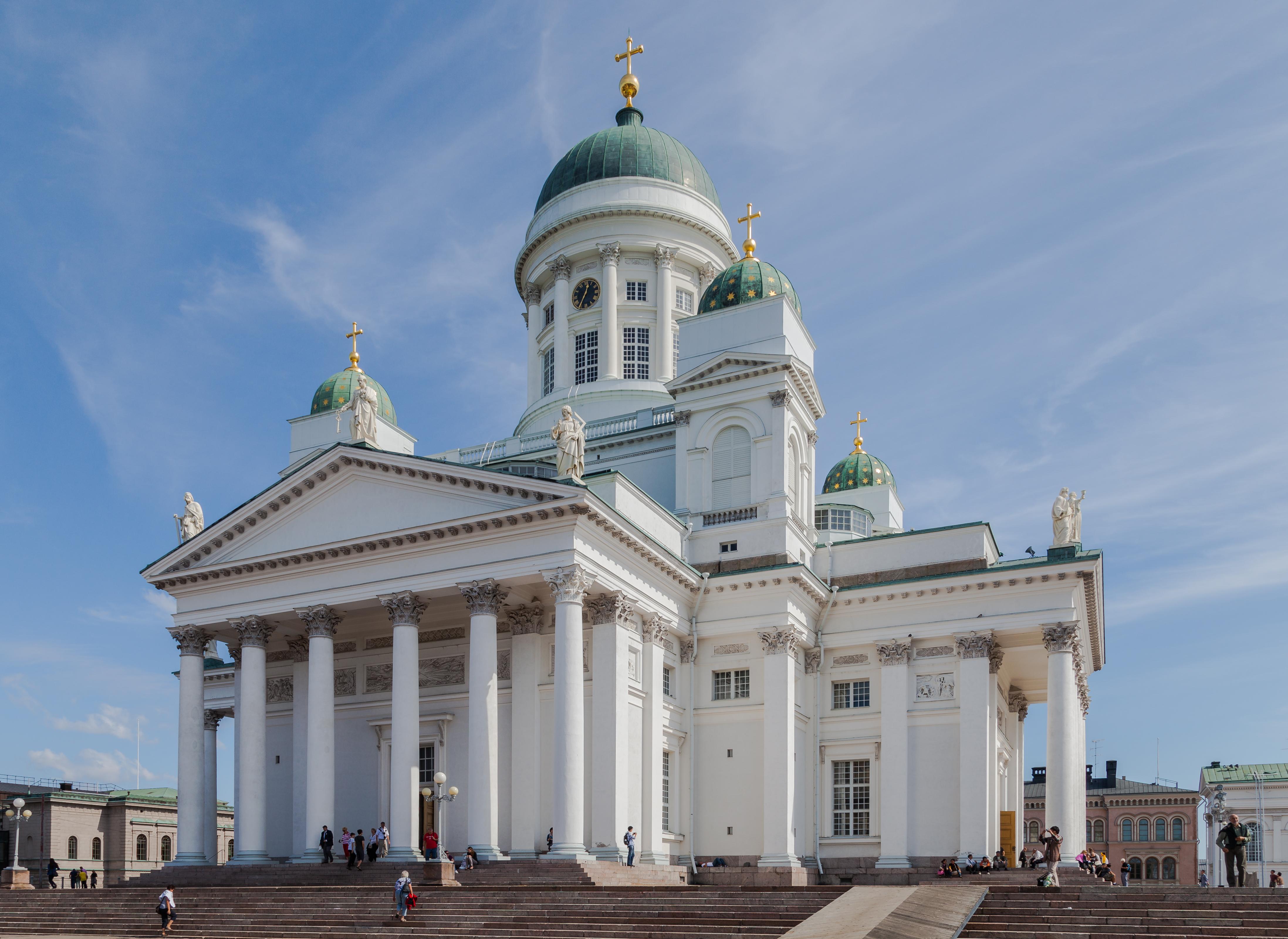 Catedral de Helsinki - Wikipedia, la enciclopedia libre