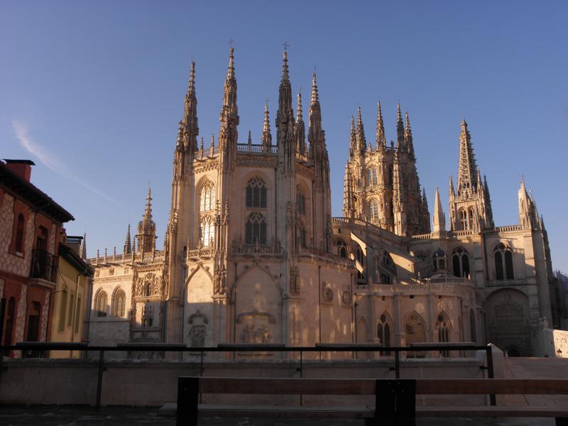 Turismo y viaje a Burgos capital, ofertas de hoteles
