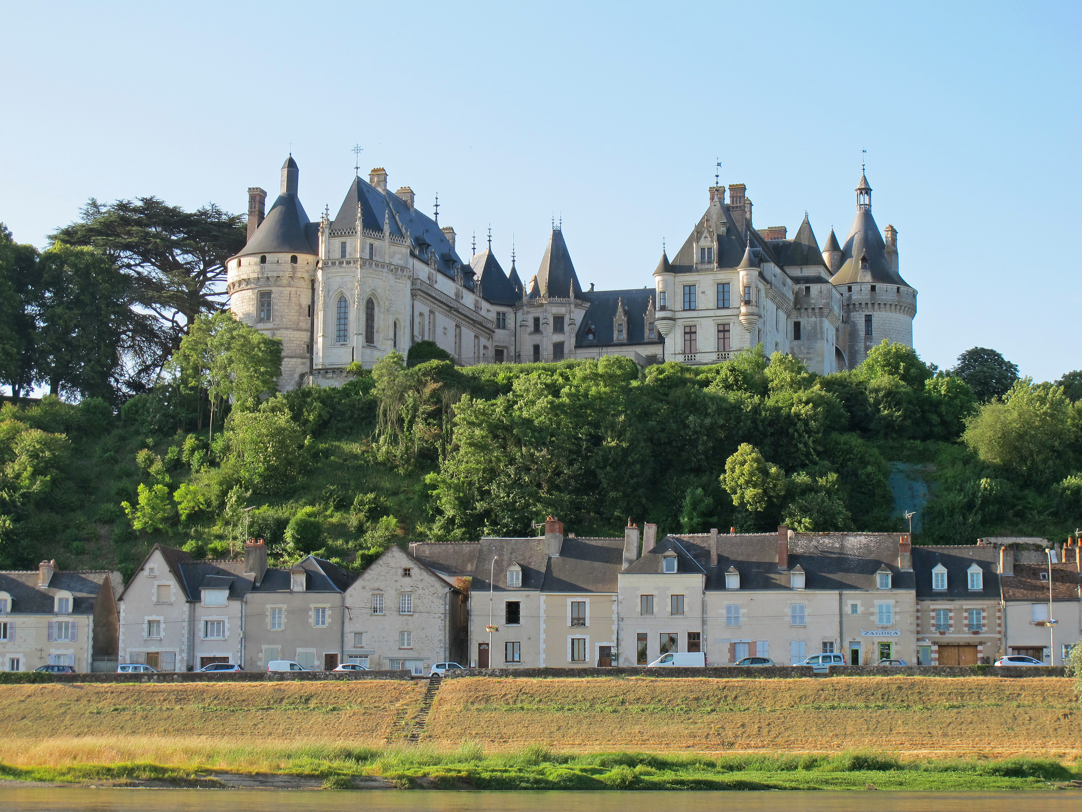File ch teau de chaumont loir et cher jpg wikimedia - Chateau de chaumont sur loire jardin ...