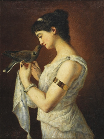 http://upload.wikimedia.org/wikipedia/commons/2/24/Charles_Cr%C3%A8s_-_Jeune_femme_%C3%A0_l%27antique_au_geai.jpg