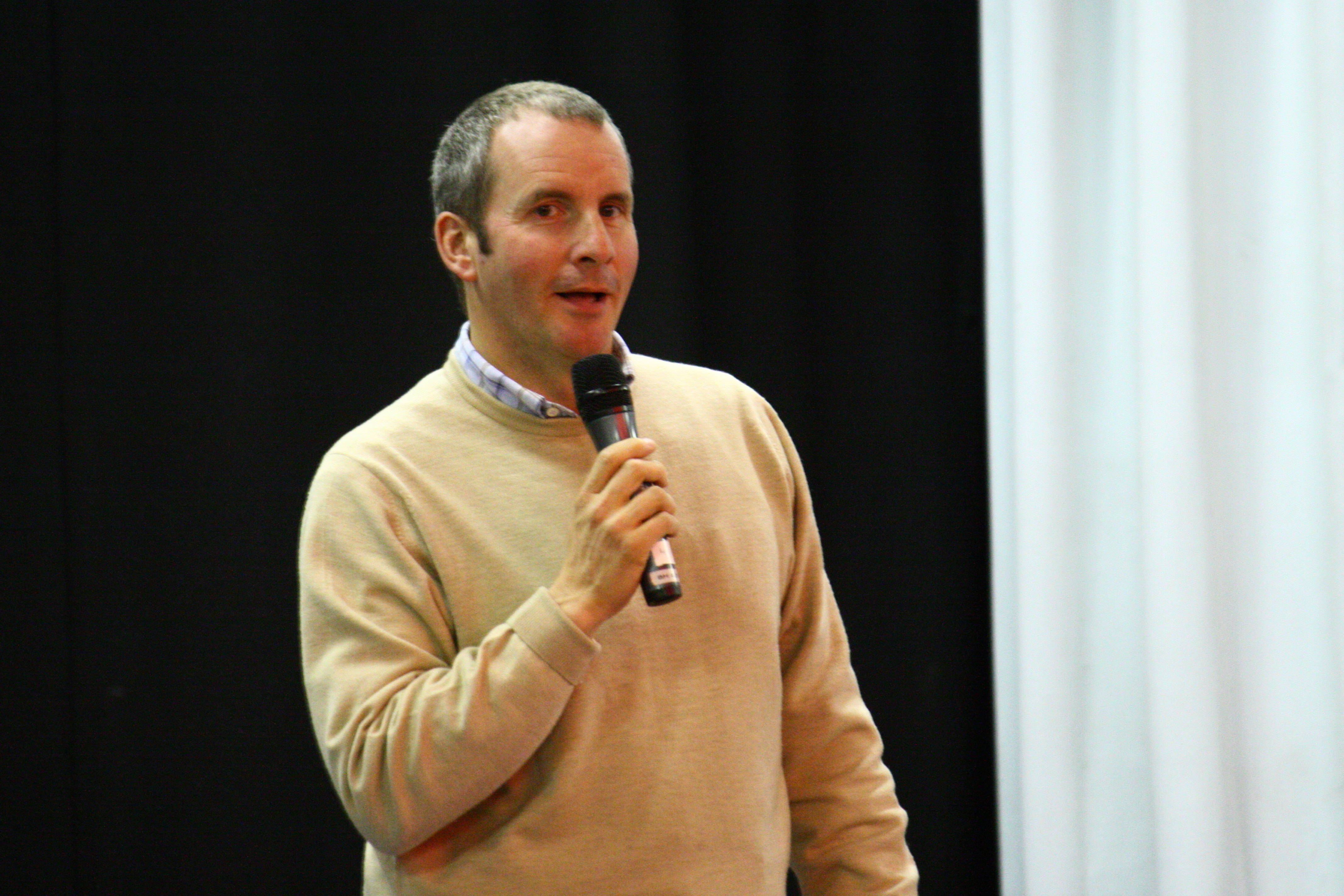 chris barrie age
