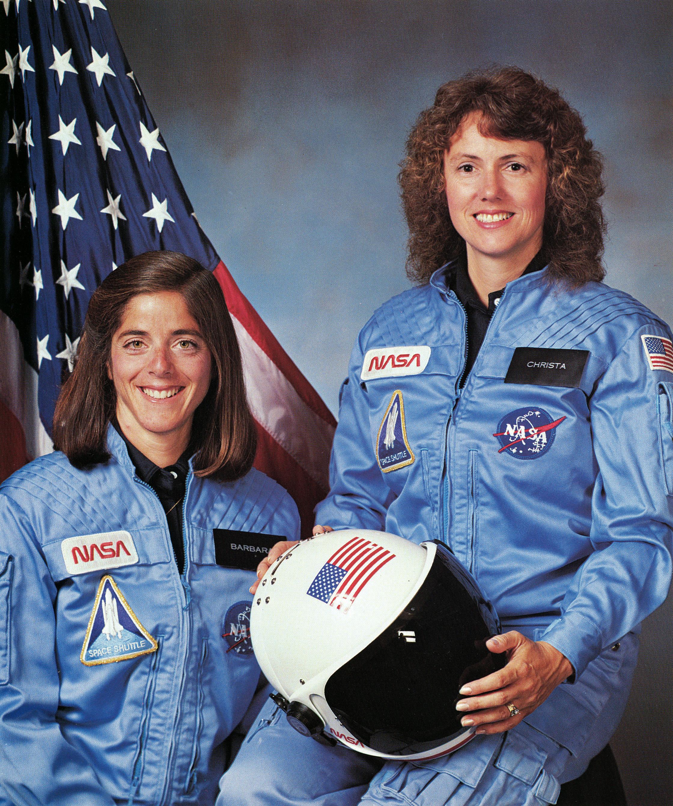 space shuttle challenger barbara morgan - photo #3
