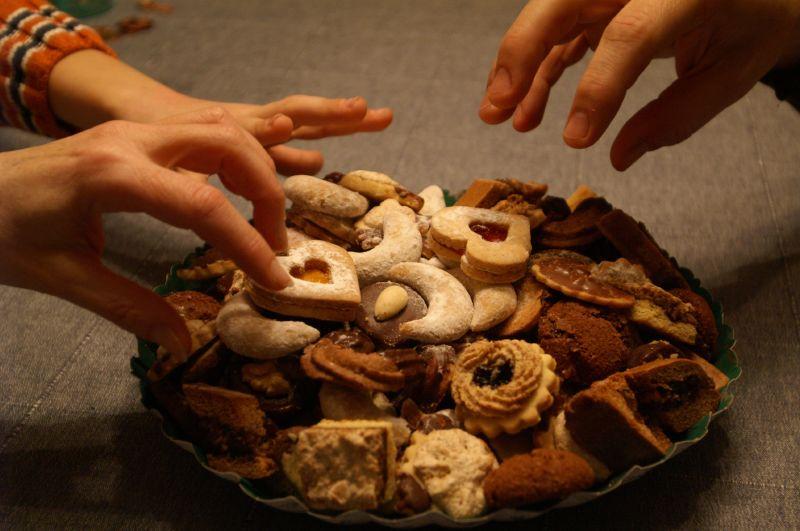 ¿Cómo hacer galletas en el microondas?
