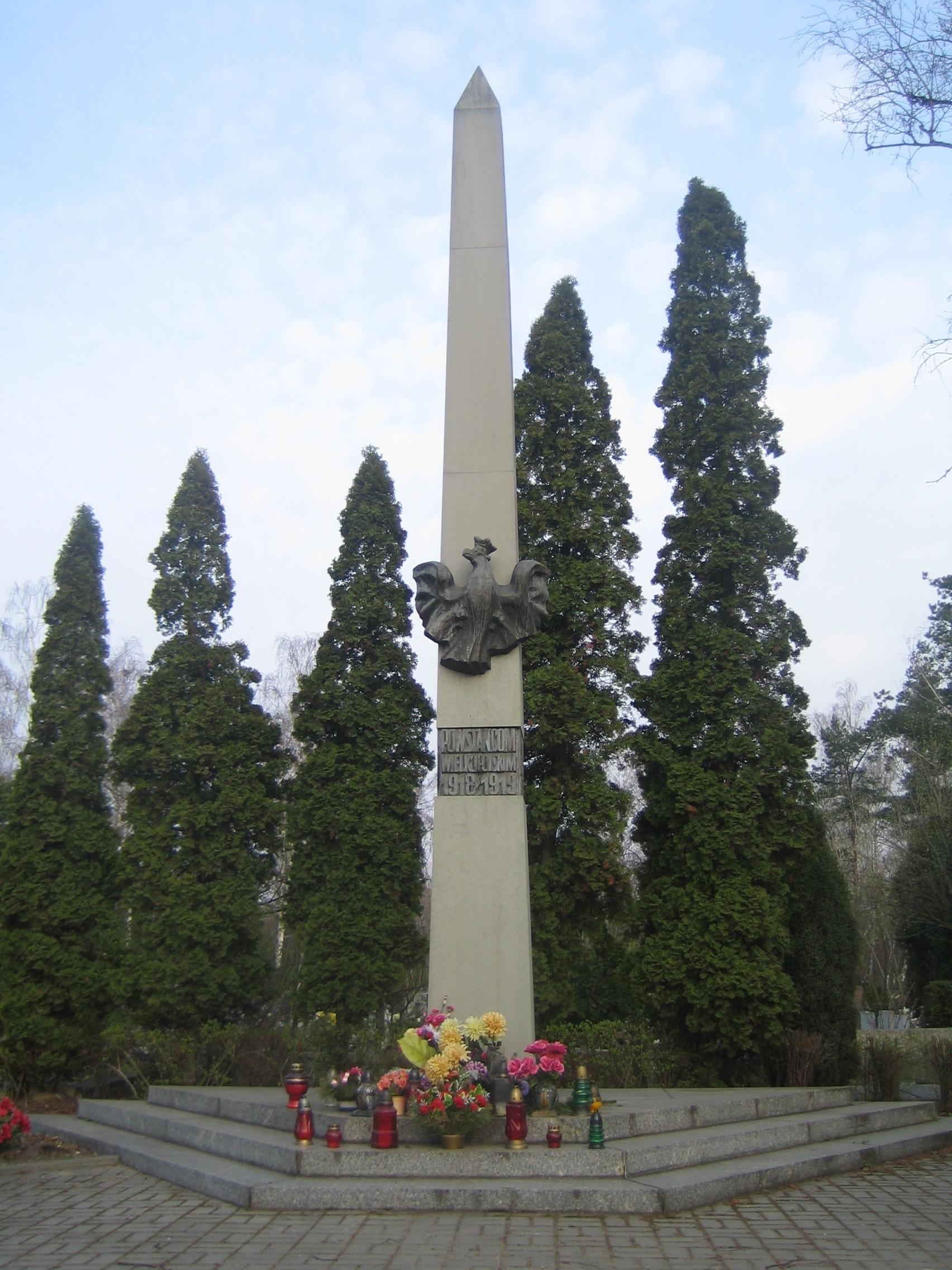 Cmentarz Junikowo W Poznaniu Wikipedia Wolna Encyklopedia