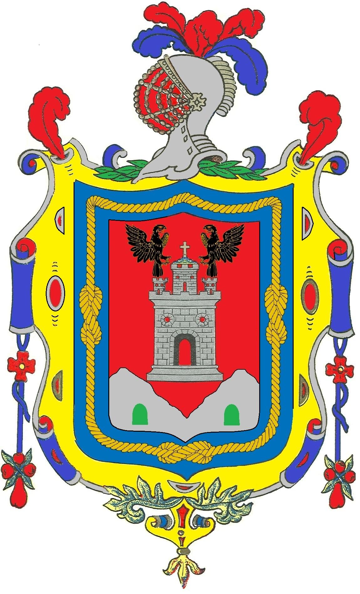 Official seal of San Francisco de Quito