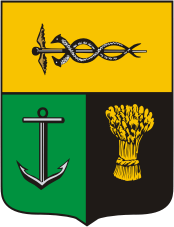 Coat of Arms of Taganrog (Rostov oblast) (1811).png
