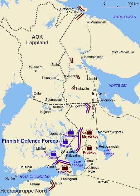 Continuation war wikiwand the frontlines on 4 september 1944 when the ceasefire came into effect and two weeks before gumiabroncs Images