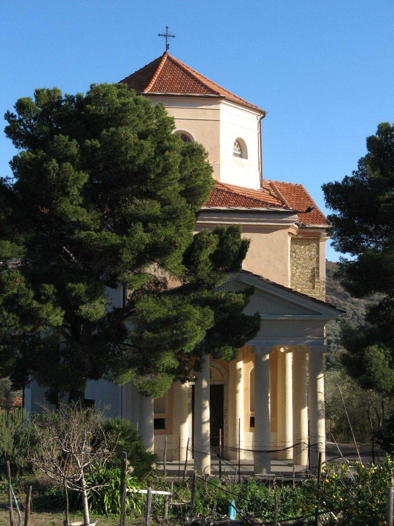 Santuario di nostra signora del carmine imperia wikipedia for Oneglia imperia