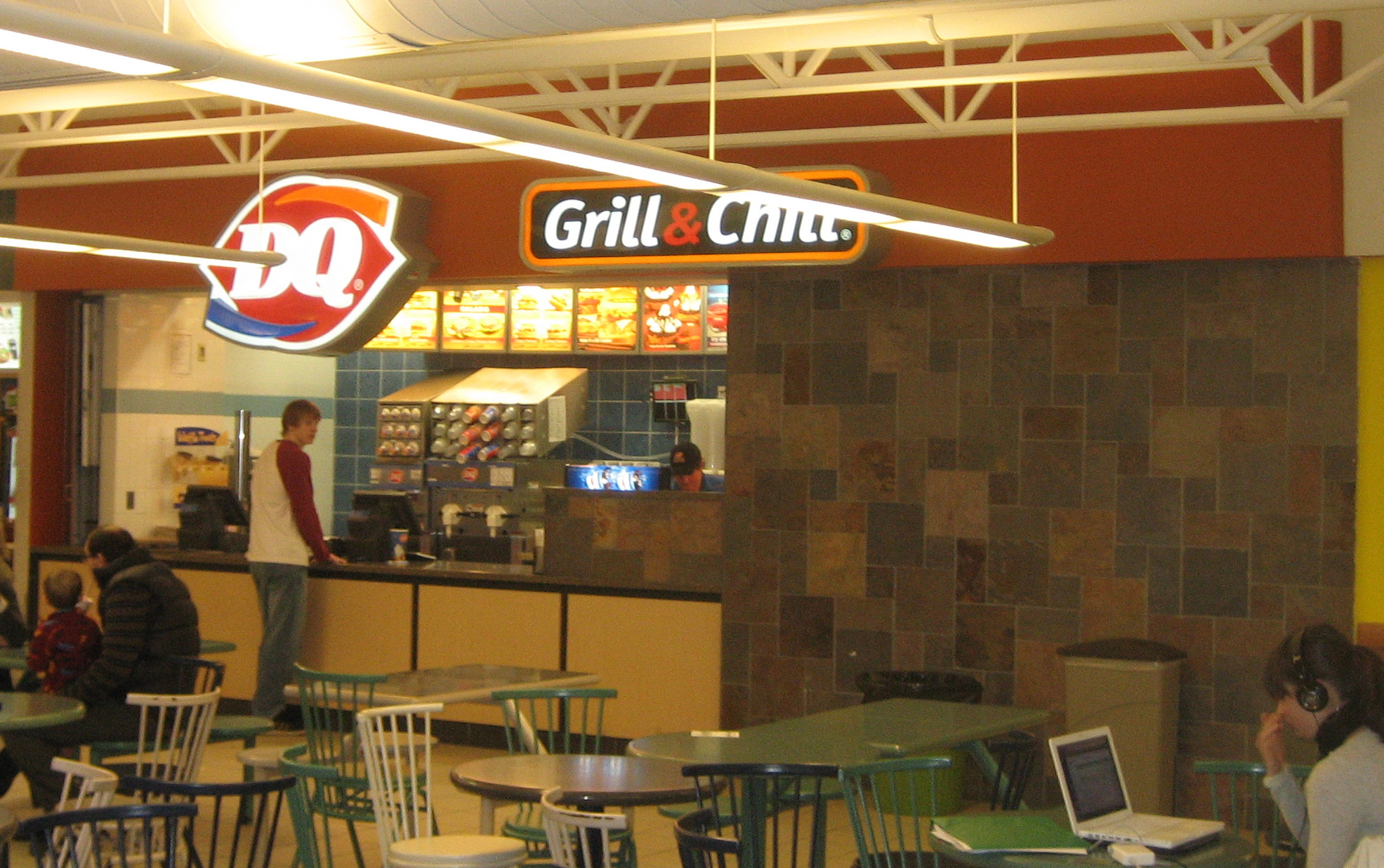 Dq Grill Chill Restaurant Sherwood Park Ab